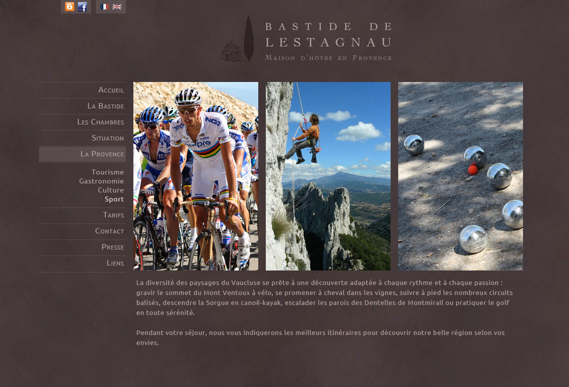 La Bastide de Lestagnau