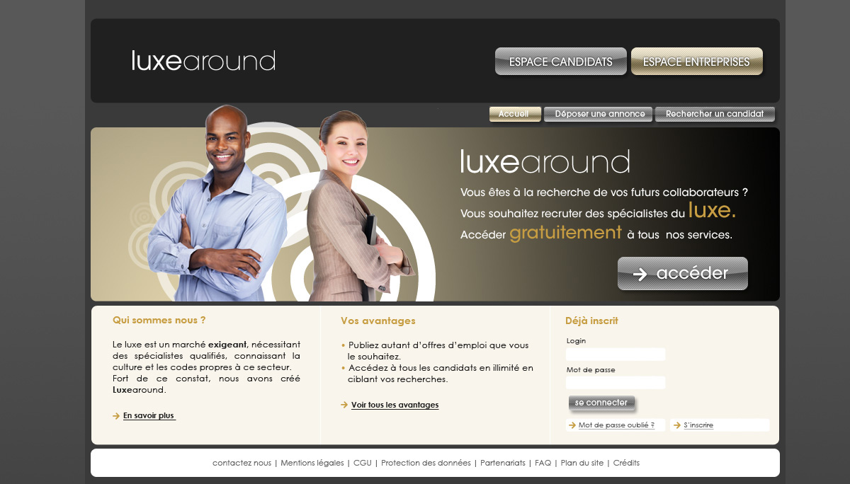 Luxearound